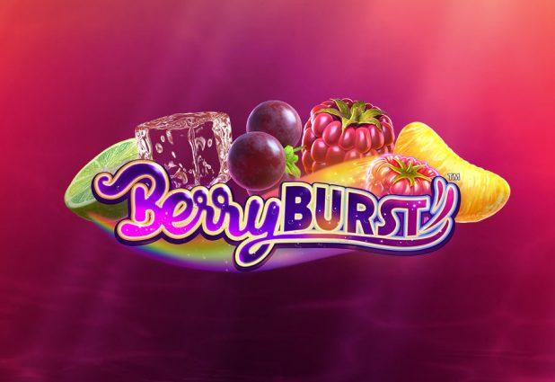 Berryburst Slot Logo