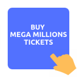 Custom Blue Button Lottery Tickets