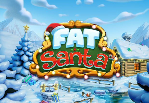 Fat Santa Slot Logo