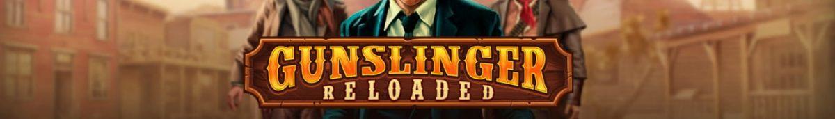 Gunslinger Reloaded Slot Horizontal Image