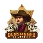 Gunslinger Reloaded Slot Logo