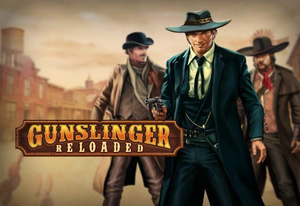 Gunslinger Reloaded Slot Main Image