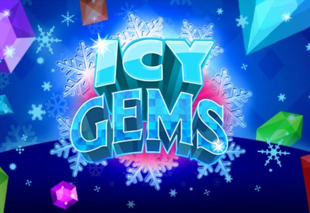 Icy Gems Slot - Main Image