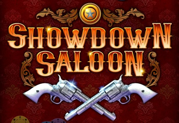 Showdown Saloon Slot Main Image