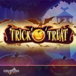 Trick or Treat Slot Logo