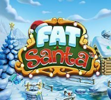 Fat Santa Slot Logo