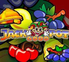 Jackpot6000 netent slot image