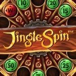 Jingle Spin Slot Logo-min