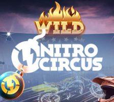 NitroCircus yggdrasil slot image