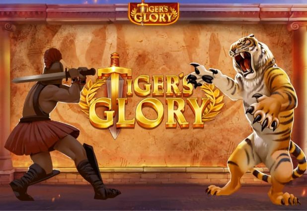 Tiger's Glory Slot - Main image