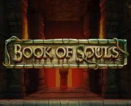 Book of Souls Slot Logo
