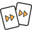 Fast Cards Icon