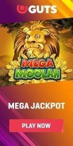 Guts Mega Moolah Promo