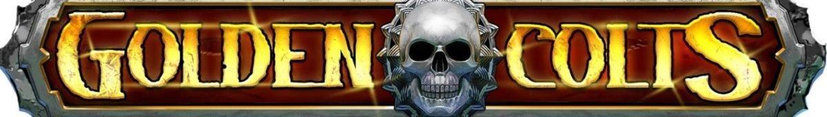 Golden Colts Slot - Horizontal Banner