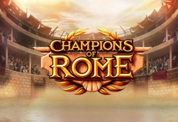 Champions of Rome Slot - Big Image-min