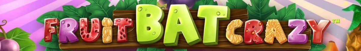 Fruit Bat Crazy - Horizontal Banner-min