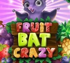 Fruit Bat Crazy Slot Featured Image