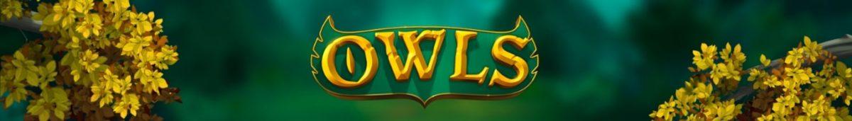 Owls Slot - Horizontal Banner-min