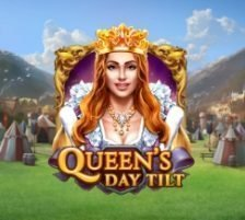 Queen's Day Tilt Slot - Featured Image