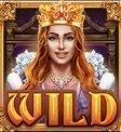 Queen's Day Tilt Slot - Wild Symbol