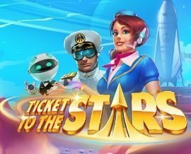 Ticket to the Stars - Featured Image