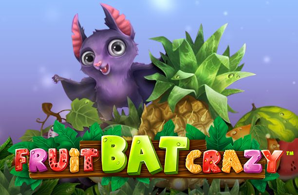 fruit bat crazy slot from betsoft