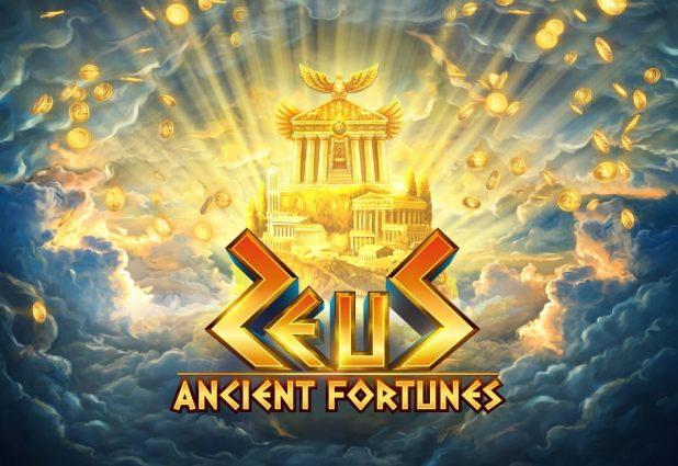 Ancient Fortunes Zeus Slot - Big Image-min