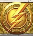 Ancient Fortunes Zeus Slot - Free Spins Symbol