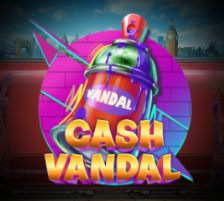 Cash Vandal Slot - Featured Image