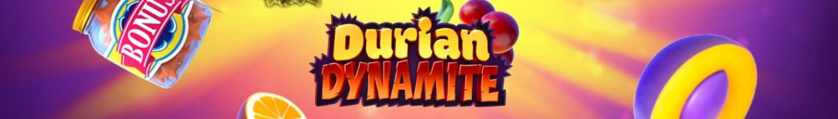 Durian Dynamite Slot - Banner-min