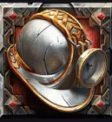 Dwarf Mine Slot - Helmet Symbol