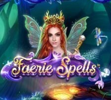 Faerie Spells slot -Featured Image