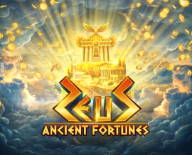Ancient Fortunes Zeus Slot - Featured Image