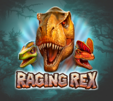 Raging Rex Slot -Featured Image