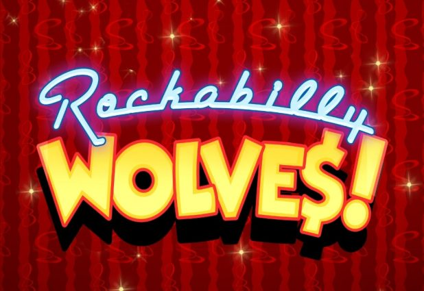 Rockabilly Wolves Slot - Big Image-min