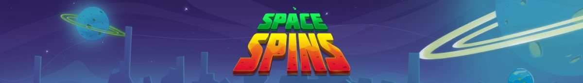 Space Spins Slot - Banner-min