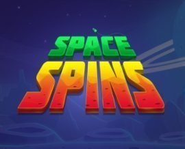 Space Spins Slot Featured Image