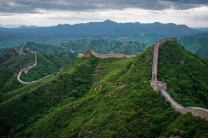 Great Wall of China - Wikimedia Commons