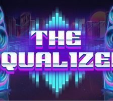 The Equalizer main text and graphics