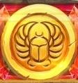 Lara Croft scarab symbol