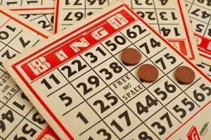 Old School Bingo Cards