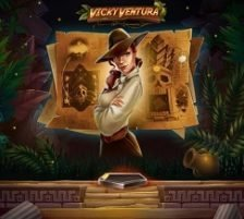Vicky Ventura slot game image