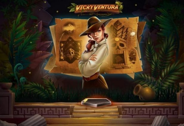 Vicky Ventura slot game thumbnail