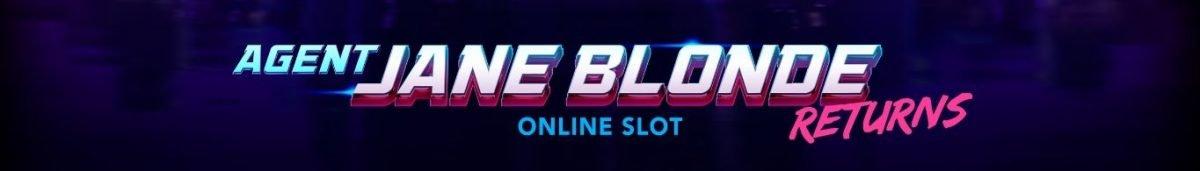 Agent Jane Blonde Returns 1365 x 195