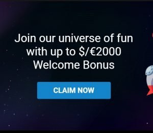 AstralBet Welcome Bonus screenshot