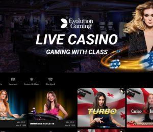 AstralBet live casino screenshot