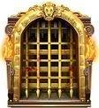 Game of Gladiators portcullis symbol