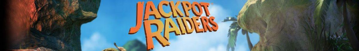 Jackpot Raiders 1365 x 195