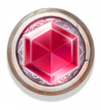 Jackpot Raiders red gem
