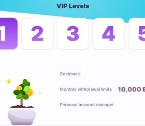 Nomini Casino VIP program
